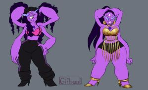 Sugilite by Giftieat