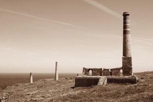 Geevor Tin Mine 6 by CitizenJustin