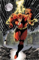 The Flash Color by i3i11theWi11
