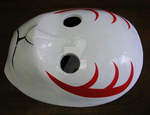 Sai's Root ANBU mask (custom ver. 2) | COMMISSION by MajorasMasks