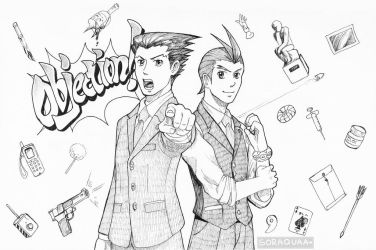 Objection! by Sora-Noel