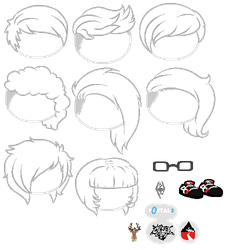 Old Sprite Dump by AngstyChaosMagicUser