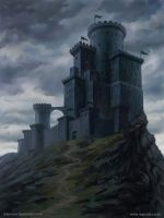 Black Rock Castle - Regicide by Edarneor