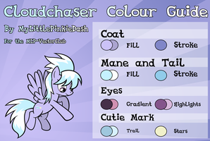 Cloudchaser Colour Guide by Atmospark