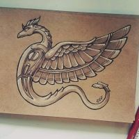 Instaart - Amphisbaena by Candra