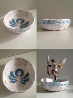 Kid Icarus Pinch Pot by SDRseries