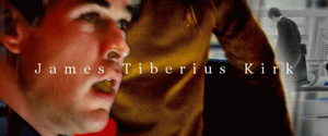 James Tiberius Kirk .gif by clockworkxchaos