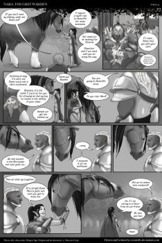 DAO: Fan Comic Page 30 by rooster82