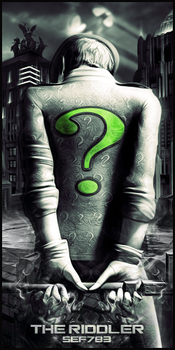 The Riddler by StraightEdgeFan783