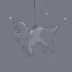 Pupper On A String - YCH {CLOSED TEMPORARILY} by Xhibli