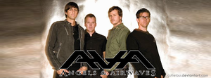 Angels and Airwaves Facebook Cover by cutielou