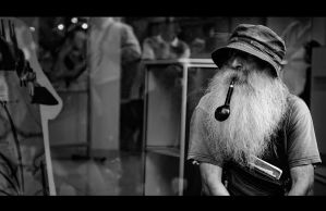 Mr. Pipe by MuratCicek