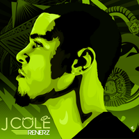 Grown Simba - J.Cole Vector by renerz