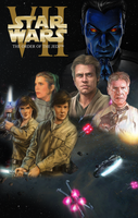 Star Wars Episode VII - Fan made poster by Gabriel-Carati