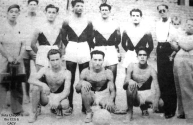 1898 (9) 1954 Club deportivo Luis A Olivares Pedro by Chepen-Ruta