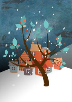 We're Going To Get Snowed In by melemel
