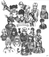 ATOTK Character Montage *Edit* by Autumn-Gracy