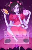 Muffet by JellyDoll