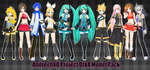 AndreehXD Project DIVA Model Pack DL by Xoriu