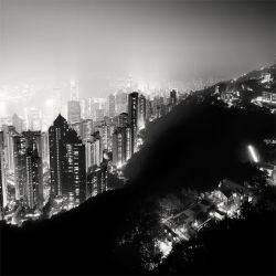 Hong Kong Dark Side of the Light by xMEGALOPOLISx