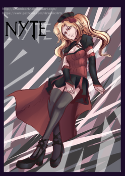 Commission- Nyte by ARSONicARTZ