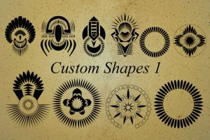 Revelation custom shapes 1 by WorldMadness