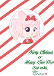 Holiday Card Project 2018 by Owbun