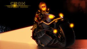 Cron - Temporary Mission by Edheldil3D