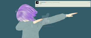 [MMD] Ask Me | Answer #1 by o0Glub0o