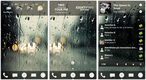 HTC Desire - Screenshot by GU5TAF