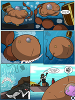 Comic Comm.: Up Where It's Better by Ari-Dynamic