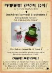 Enchere speciale LDOLL 2013 by mewiefish