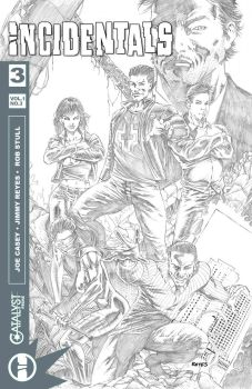 Incidentals #3 Cover low res by JimmyReyes