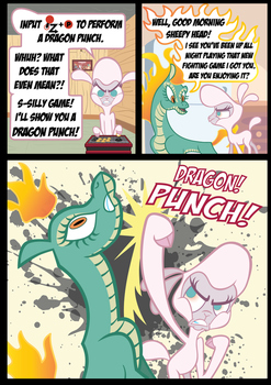 Fightin' Games Are Hard by rich-jammer