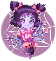 [+Video] Muffet by Aizuumi