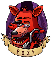 Foxy (T-SHIRT!!) by TheDarkXelloss