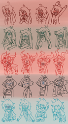 Pineapple Planets Expressions Challenge Meme by Jolibe