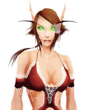 Unnamed Belf for Bluence by CopperPumpkin