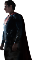 Superman - Transparent by Asthonx1
