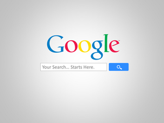 Google - Your Search... Starts Here. Wallpaper by dAKirby309