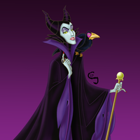 Maleficent by djeffers123