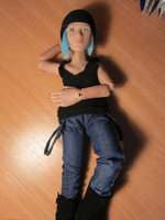 Chloe Price bjd doll by lizathehedgehog