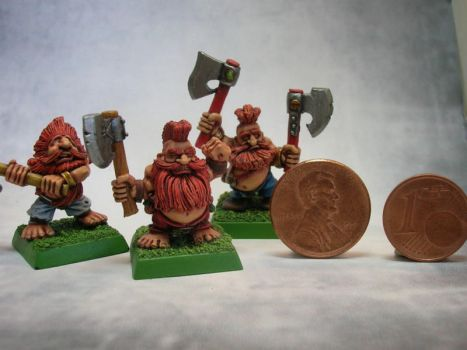 Dwarfs Family Photo by noname65