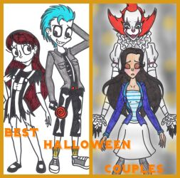 Best Halloween Couples by SSL13