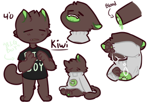 Kiwi by Meow-Lord
