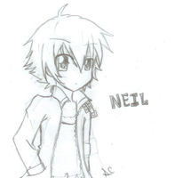 Neil by PiplupCRAZYgirl