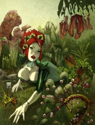 Poison Ivy_ COL by MISS-NYAME