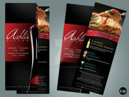 Ashli's Bistro Promo by Methodologi