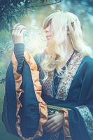 Silmarillion. Finrod cosplay by Mellefuielle