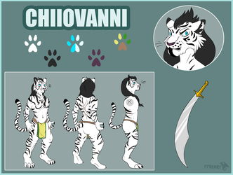 Chiiovanni Reference by Fyre-feathers by Chiiovanni
